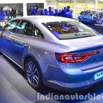 2016 Renault Talisman rear three quarter at the IAA 2015