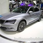 2016 Skoda Superb at the 2015 Chengdu Motor Show