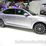 2016 Skoda Superb front quarters at the 2015 Chengdu Motor Show