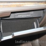 2016 Skoda Superb glovebox at the 2015 Chengdu Motor Show