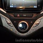 2016 Suzuki Baleno HVAC controls at the IAA 2015