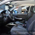 2016 Suzuki Baleno front cabin at the IAA 2015