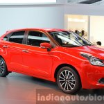 2016 Suzuki Baleno front three quarter left angle at IAA 2015