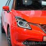 2016 Suzuki Baleno headlamp at IAA 2015