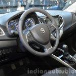 2016 Suzuki Baleno interior at the IAA 2015