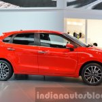 2016 Suzuki Baleno parked at IAA 2015