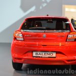 2016 Suzuki Baleno rear fascia at IAA 2015