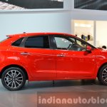 2016 Suzuki Baleno side profile at IAA 2015