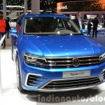 2016 VW Tiguan GTE Concept front at the IAA 2015