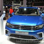 2016 VW Tiguan GTE Concept front fascia at the IAA 2015