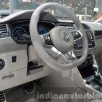 2016 VW Tiguan GTE Concept interior at the IAA 2015