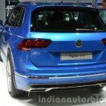2016 VW Tiguan GTE Concept rear fascia at the IAA 2015