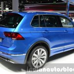 2016 VW Tiguan GTE Concept rear three quarters left at the IAA 2015