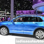 2016 VW Tiguan GTE Concept side at the IAA 2015