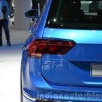 2016 VW Tiguan GTE Concept taillamp at the IAA 2015