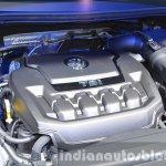 2016 Volkswagen Tiguan TSI engine at IAA 2015