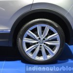 2016 Volkswagen Tiguan alloy wheel at IAA 2015