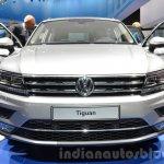 2016 Volkswagen Tiguan front at IAA 2015
