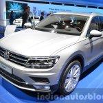 2016 Volkswagen Tiguan front three quarter left at IAA 2015