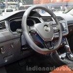 2016 Volkswagen Tiguan interior at IAA 2015