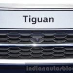 2016 Volkswagen Tiguan nameplate front camera at IAA 2015