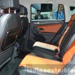 2016 Volkswagen Tiguan rear seats at IAA 2015