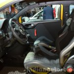 Abarth 695 Biposto Record edition front cabin at the IAA 2015