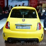 Abarth 695 Biposto Record edition rear at the IAA 2015