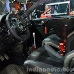 Abarth 695 Biposto front cabin at the IAA 2015