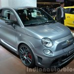 Abarth 695 Biposto front three quarter at the IAA 2015