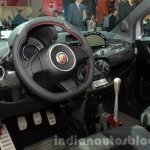 Abarth 695 Biposto interior at the IAA 2015