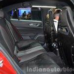 Alfa Romeo Giulia rear cabin at the IAA 2015