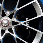 Alloy wheel of the Bugatti Vision GT (official image)