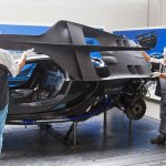 Assembly of the Bugatti Vision GT (official image)