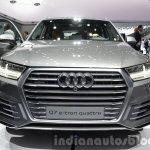 Audi Q7 e-tron quattro front at the IAA 2015