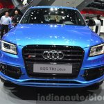 Audi SQ5 TDI Plus front at IAA 2015