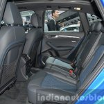 Audi SQ5 TDI Plus rear seat at IAA 2015