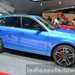Audi SQ5 TDI Plus side at IAA 2015