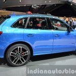 Audi SQ5 TDI Plus side view at IAA 2015