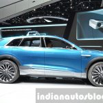 Audi e-tron quattro concept side (1) at the IAA 2015