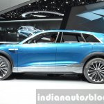Audi e-tron quattro concept side at the IAA 2015