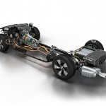BMW 330e PHEV chassis press image