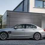 BMW 330e PHEV plugged in unveiled