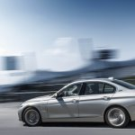 BMW 330e PHEV side dynamic unveiled