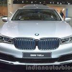 BMW 740Le plug-in hybrid at IAA 2015