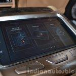 BMW 740Le plug-in hybrid tablet at IAA 2015