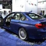 BMW Alpina B3 Biturbo Facelift rear three quarter left at IAA 2015