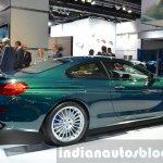 BMW Alpina B6 Biturbo Edition 50 alloy wheels at IAA 2015