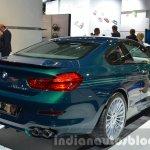 BMW Alpina B6 Biturbo Edition 50 rear three quarter right at IAA 2015