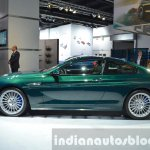 BMW Alpina B6 Biturbo Edition 50 side left at IAA 2015
